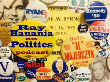 Ray Hanania on Politics podcast on mainstream issues