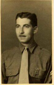 George John (Hanna) Hanania, born in Jerusalem, Palestine 1901. Hanania family archives