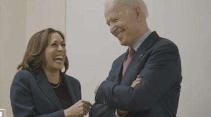 Kamala Harris and Joe Biden, courtesy of the Joe Biden presidential campaign website